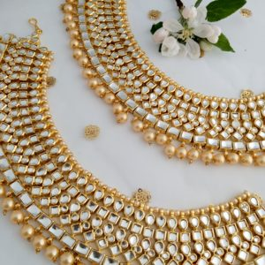 Majestic Payals Accessories Pearls