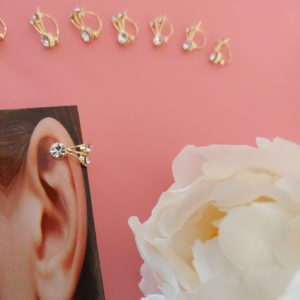 Earlobe Jewel Accessories The Bollywood Trends Collection
