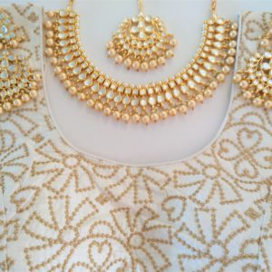 Classic Golden Beauty Necklaces gold