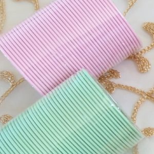 Pretty Pastel Bangles – Baby Pink Size 2.6 Accessories Baby-pink