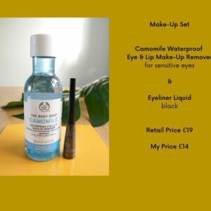Eye Liner and Remover Set BeautyByNina Gifts